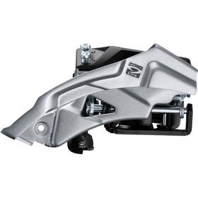 Shimano Altus FD-M2000 Forskifter 3x9-speed Top Swing klemme lav sort/sølv